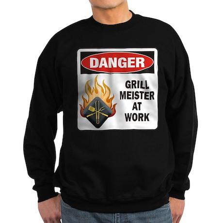 Grill Meister Sweatshirt (dark)