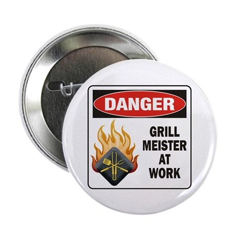 """Grill Meister 2.25"""" Button (100 pack)"""