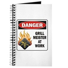 Grill Meister Journal