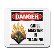 Grill Meister Mousepad