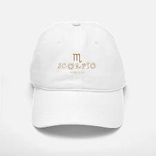 Scorpio Baseball Baseball Cap