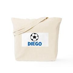 Soccer - Diego Tote Bag