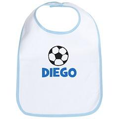 Soccer - Diego Bib