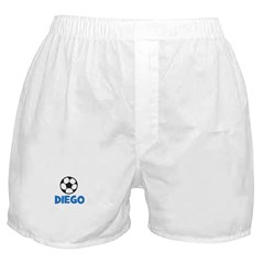 Soccer - Diego Boxer Shorts