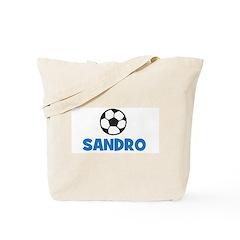 Soccer - Sandro Tote Bag