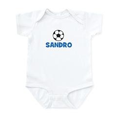 Soccer - Sandro Infant Creeper
