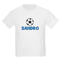 Soccer - Sandro Kids T-Shirt