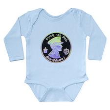 H.I.M. 11 Long Sleeve Infant Bodysuit