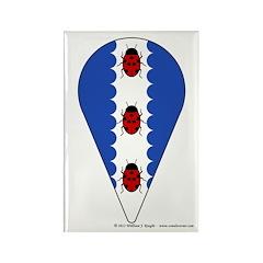 Elana's Rectangle Magnet (100 pack)