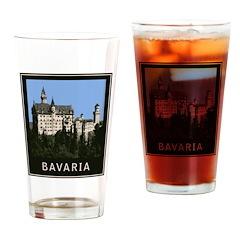 Bavaria Neuschwanstein Drinking Glass