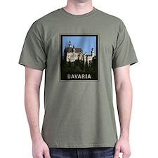 Bavaria Neuschwanstein T-Shirt