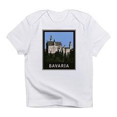 Bavaria Neuschwanstein Infant T-Shirt