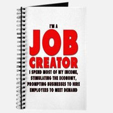 I'm A Job Creator Journal