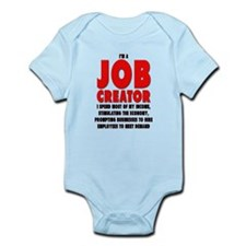 I'm A Job Creator Infant Bodysuit