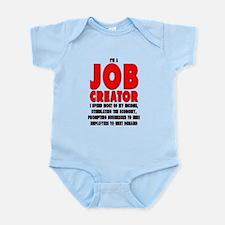 I'm A Job Creator Infant Bodysuit