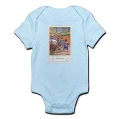 The Picnic Infant Bodysuit