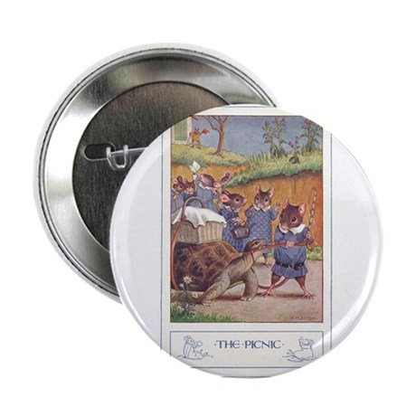 """The Picnic 2.25"""" Button (10 pack)"""