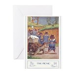 The Picnic Greeting Cards (Pk of 10)