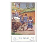 The Picnic Postcards (Package of 8)