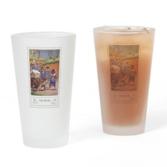 The Picnic Drinking Glass