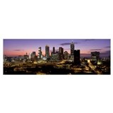 Atlanta georgia Wrapped Canvas Art