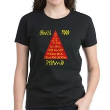 Chinese Food Pyramid Tee