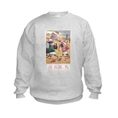 At the Seaside Sweatshirt