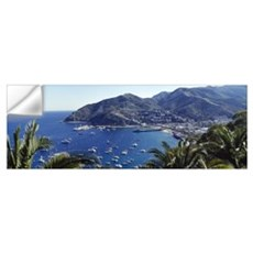Santa Catalina Island CA Wall Decal