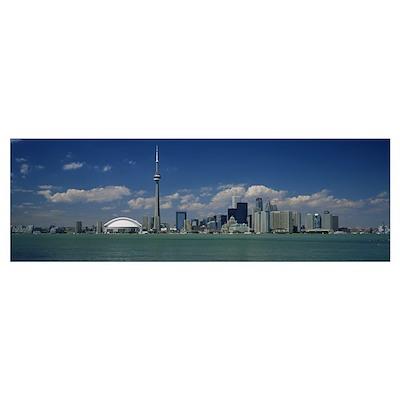 Toronto Ontario Canada Poster