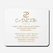 Cancer Mousepad
