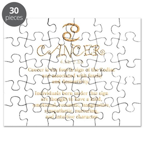 Cancer Puzzle