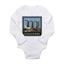 Singapore Marina Bay Sands Onesie Romper Suit
