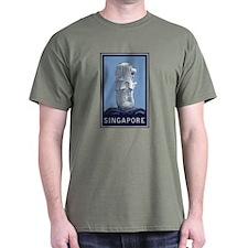 Singapore Merlion T-Shirt