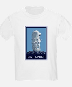 Singapore Merlion T-Shirt