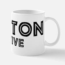 Newton Native Mug