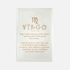 Virgo Rectangle Magnet