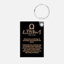 Libra Keychains