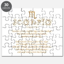 Scorpio Puzzle