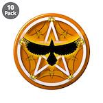 Crow Pentacle - Yellow - 3.5