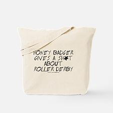 Derby Honey Badger Tote Bag