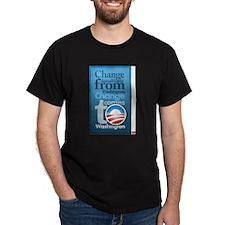 Change comes to washington T-Shirt