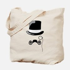 Top Hat Tote Bag