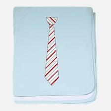 Tie baby blanket