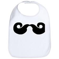 Mustache Bib