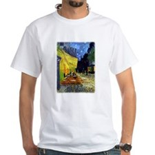 Cafe Terrace at Night(Van Gogh) Shirt