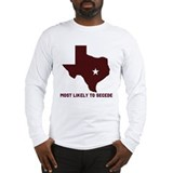 Austin texas Long Sleeve T-shirts