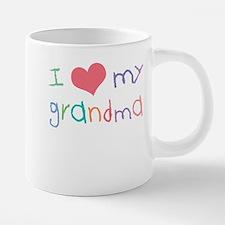 KidsLoveGrandma Mugs