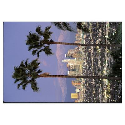 Los Angeles CA Poster