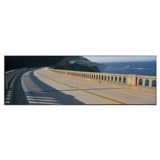 Pacific Coast Highway Canvas Art