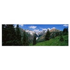 Rocky Mountains CO Poster
